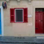 Окно дома на улице Мдины