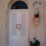 Дверь в дом. Мдина, Мальта