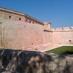 Крепостная стена. Мдина, Мальта