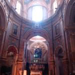 Мальтийский храм, вид изнутри. Город Мдина