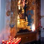 Внутри храма. Мдина, Мальта