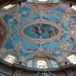 Потолок (свод_ мальтийского храма, Мдина