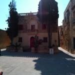 Красивый домик. Мдина, Мальта