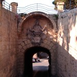 Задние крепостные ворота Мдины, Мальта