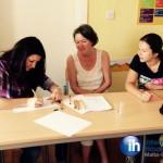 Процесс обучения английскому языку на Мальте