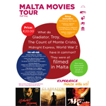 Malta Movies Tour