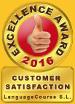Excellence Award Winner 2016