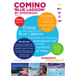 "Comino ""Blue Lagoon"" by Powerboat"