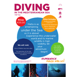 Diving in the Mediterranean Sea
