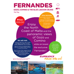 Fernades Gozo & Comino (May – September)