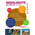 Highlights of Malta tour