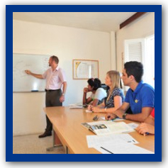 Intensive English Course in Group