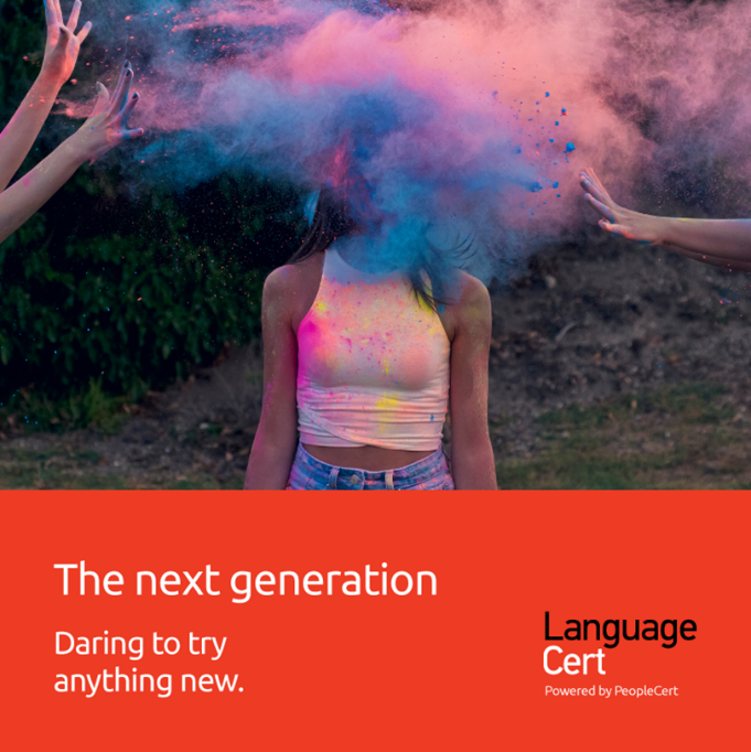 Languagecert: the next generation