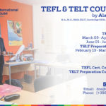 TEFL and TELT courses by Alan Marsh at IH Malta