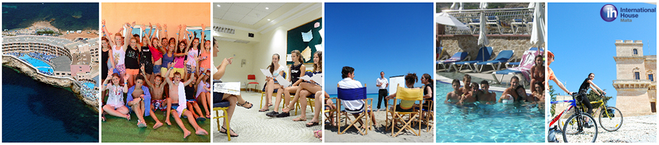 English summer camp for teenagers in Malta
