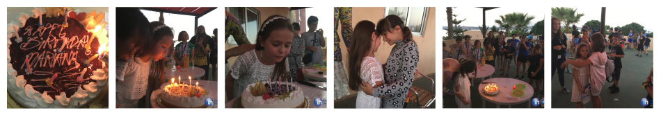 Mariaia Birthday 12th July 2018
